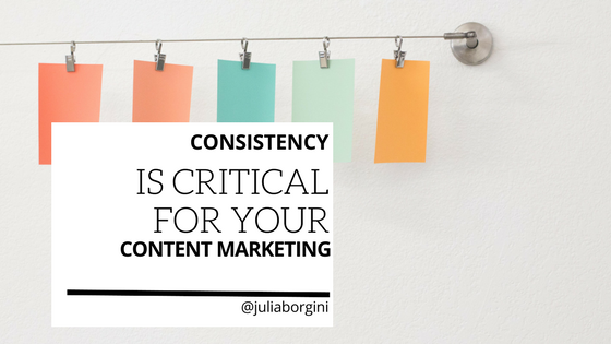Why a consistent tech content marketing message is critical