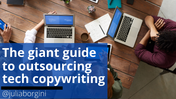 The Giant Guide to Hiring a Technical Copywriter - spacebarpress.com