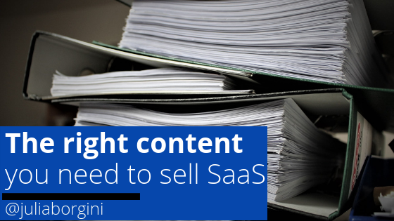 Here's the Info You Need to Sell SaaS ProductstoB2BCustomers - spacebarpressDOTcom